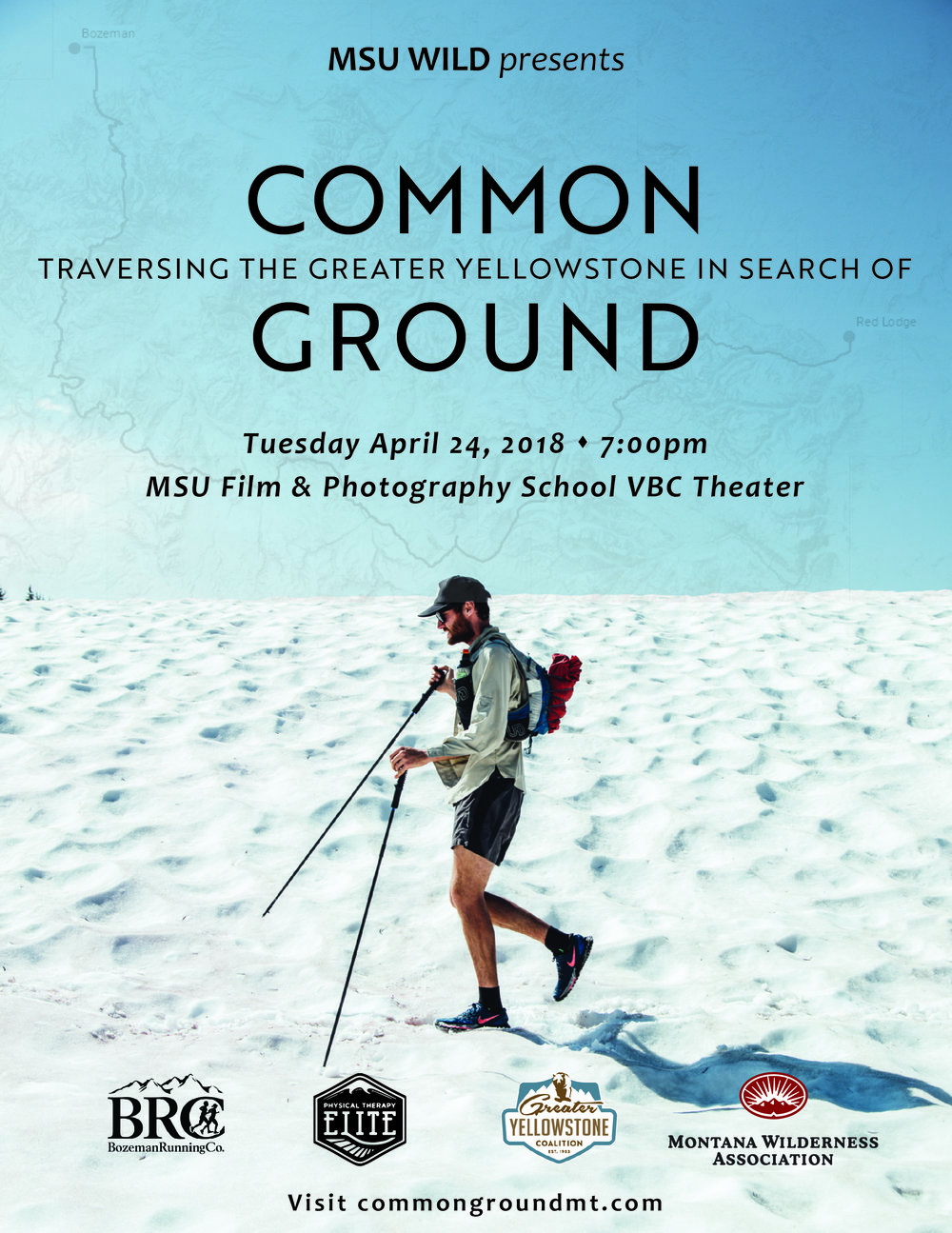 Common Ground | Yellowstone | Melissa DiNino | Montana Graphic Designer