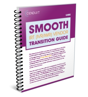 Smooth IRT (IVR/IWR) Vendor Transition Guide