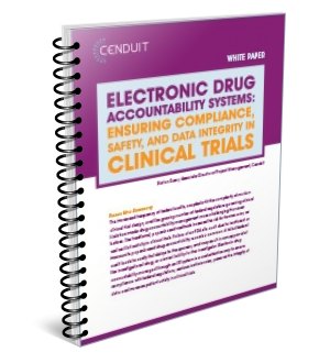 Electronic Drug Accountability Systems | White Paper