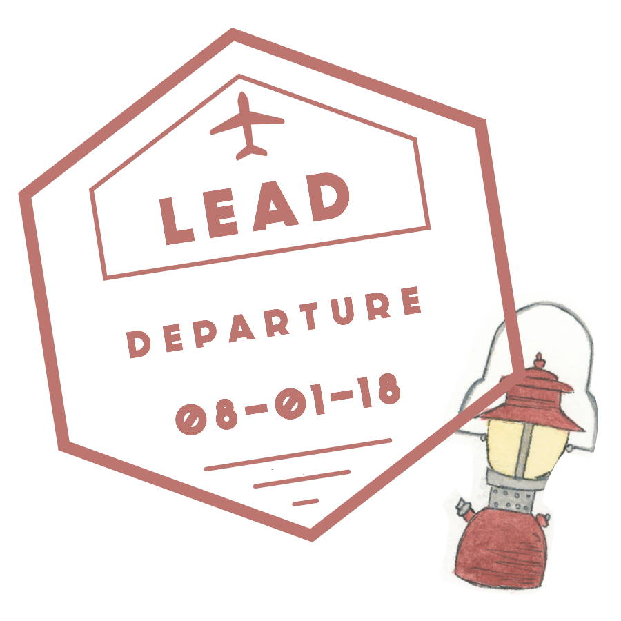LEAD - ATLAS Ambassadors are leaders in many ways. Earn your LEAD Passport Stamp by raising money for your school or by being a leader in your classroom!