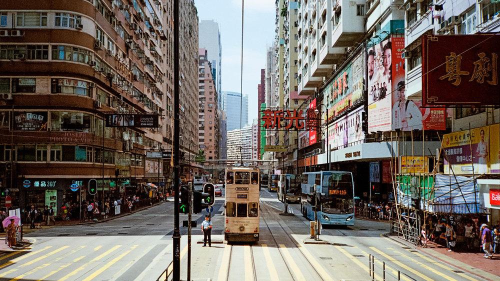 Hong Kong by Chris Lim