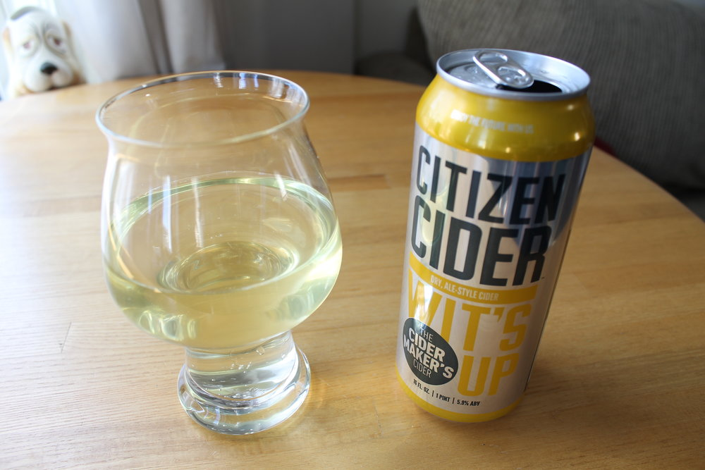 Citizen Cider: Wit's Up