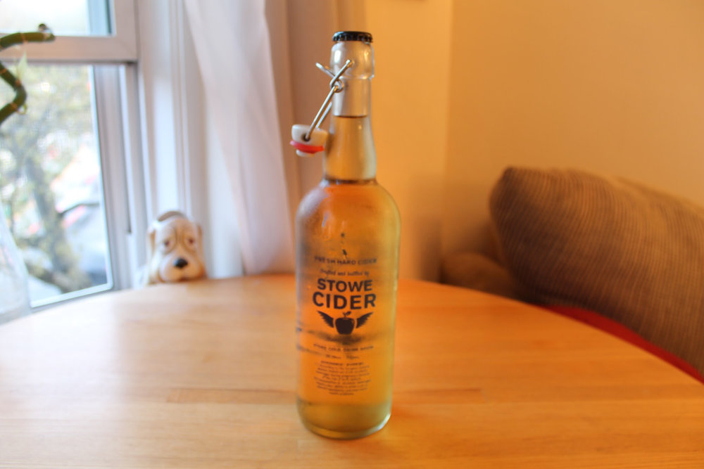 Stowe Cider - Dry Ice