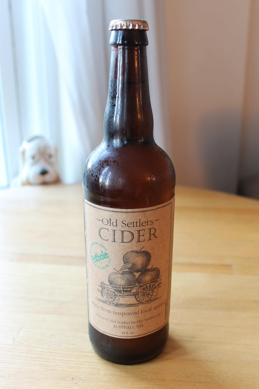 Old Settlers Cider: Pothole