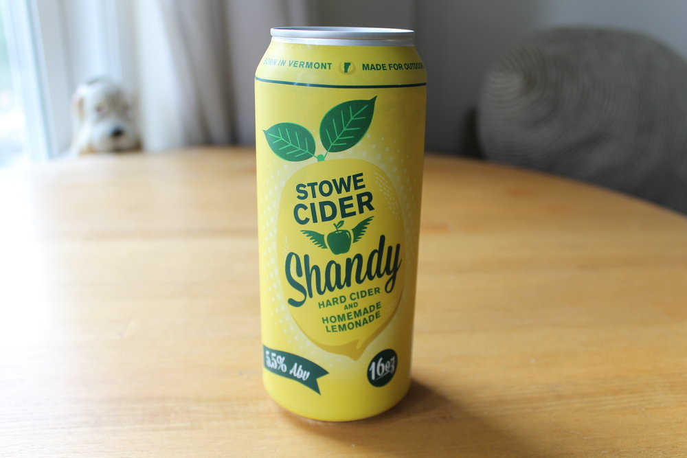 Stowe Cider: Shandy