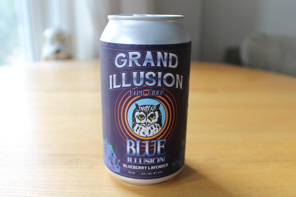 Grand Illusion: Blue Illusion