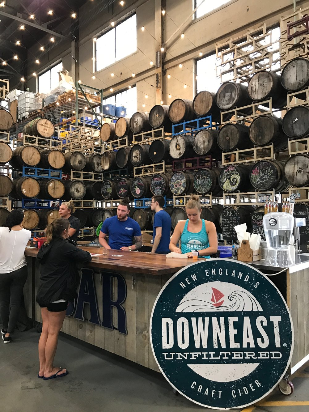 Downeast Cider Taproom
