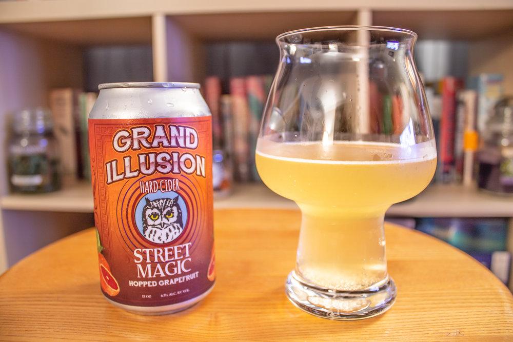 Grand Illusion: Street Magic