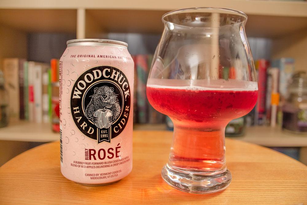Woodchuck: Bubbly Rose