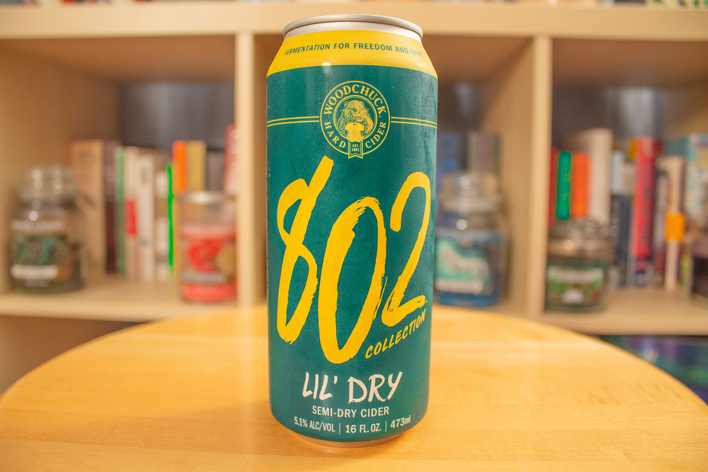Woodchuck: 802 Collection - Lil' Dry