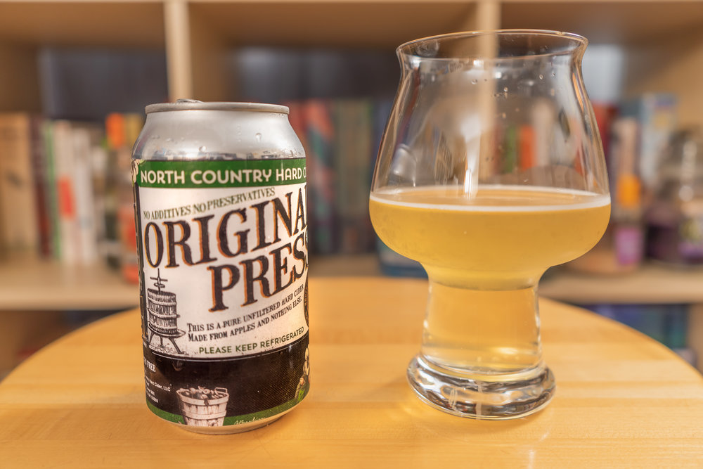 North Country Hard Cider: Original Press
