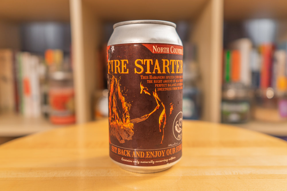 North Country Hard Cider: Fire Starter