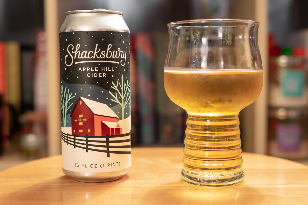 Shacksbury Apple Hill Cider