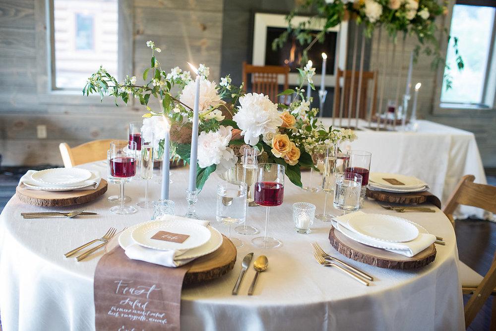 Luxury Colorado Wedding Venue