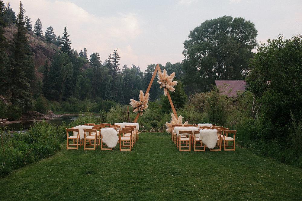 Colorado Wedding Venue At River Crest