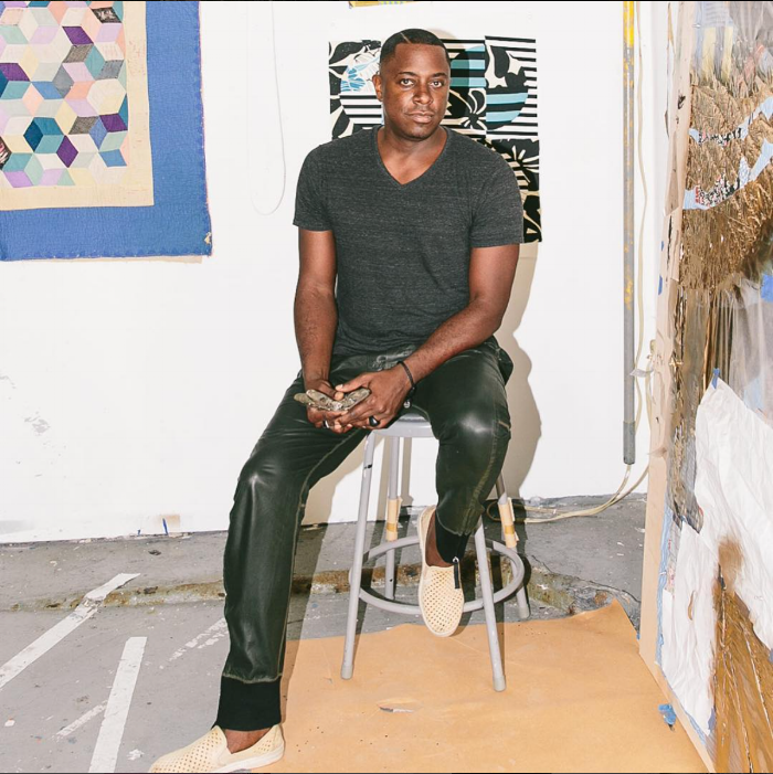 Sanford Biggers by Tawin Bannister