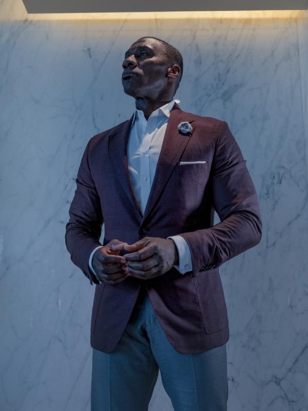Photo by Djeneba Aduayom for ICON MANN