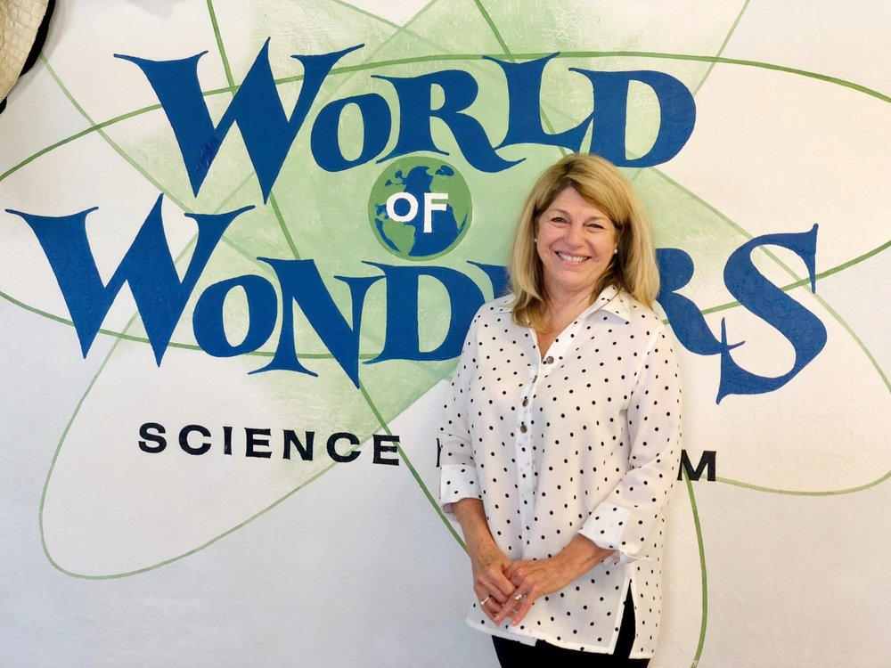 Sally Snyde, Director at WOW Science Museum