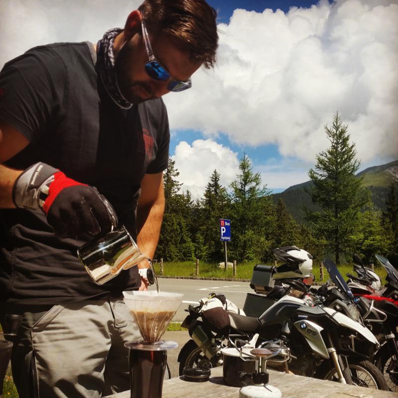 Filip Bartelak - Sensory Supervisor and Green Coffee buyer at Coffee Grange