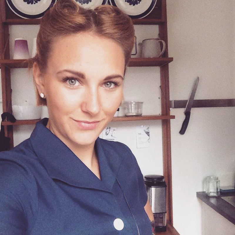 Kaya Carretta - Lab Manager at Nordic Approach