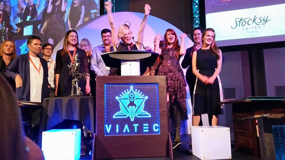VIATEC Awards: EXECUTIVE of the year + emerging tech -