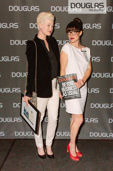 (Brianna, left) Douglas Awards, Stocksy places for Top 10 To Watch