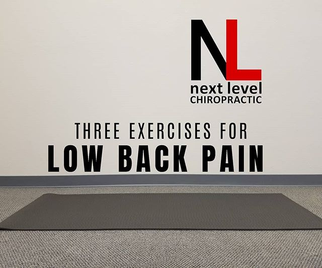Last week we shared three exercises that we most commonly use to help build core endurance, leading to less low back pain. . They seem simple, but Dr. Magill's research has shown these to amazingly beneficial. . If you deal with chronic, or that 'on-and-off style' low back pain, check them out and give it a try. It's not an overnight fix, but usually the things that work best aren't. Take it slow, let your body build the endurance. . And as always if these hurt or increase your discomfort in any way, please see someone to get it figured out. Your body will thank you! _________________________________________ #tualatin #tigard #lakeoswego #fitness #health #wellness #Portland #PDX #sportsrehab #sportsmedicine #fitfam #fitlife #exercise #pnwonderland #PNW #northwest #westlinn #wilsonville #hillsboro #basketball #volleyball #hcsm #MedEd #DigitalHealth #gymlife #healthcare #gym #gymmotivation #fit #fitness #fitnessmotivation