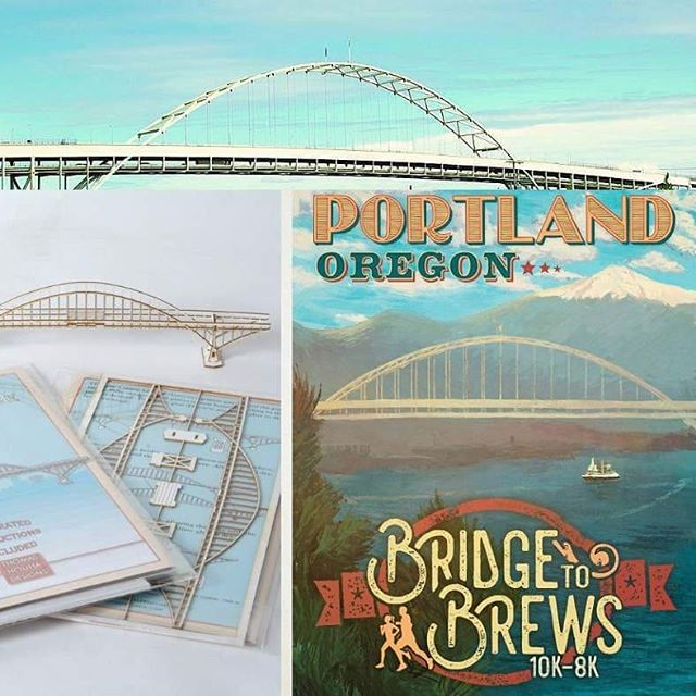 Less than a week away from our next race with @terrapinevents! Bridge to Brews will be the last race to run over the Hawthorne bridge, so it will be one to remember! We're looking forward to it, will we be seeing anyone else there?! ____________________________________ #Portland #Oregon #PNW #running #run #5k #10k #race #pnwonderland #exploregon #oregonexplored #sportsmedicine #fitfam #fitlife #exercise #sportsrehab #rehab #fitness #exercise #gym #gymlife #gymmotivation #fitnessmotivation #chiropractic #ripcity #upperleftusa