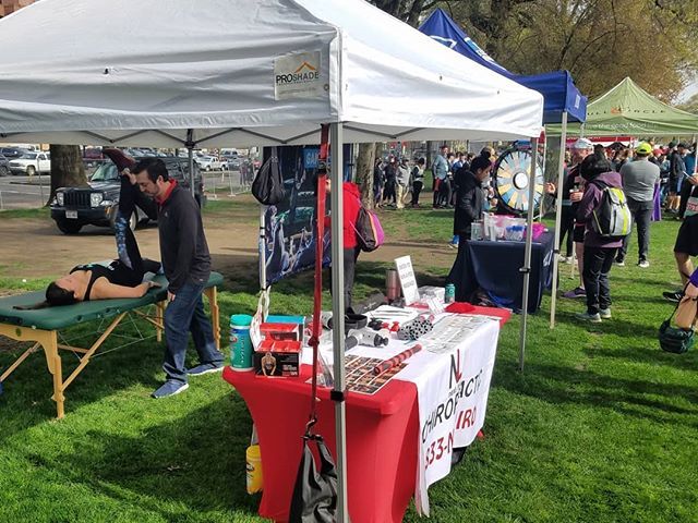 Thanks again to @terrapinevents for putting on another awesome race this past weekend! Bridge to Brews 2019 was a great time, and Dr. Boetcher even got to sneak away from the tent for a bit to join in the last race to run over the Fremont Bridge! It was great to meet all of you who stopped to say hello! Come find us at the next race for some pre/post run work! ___________________________________________ #Portland #Oregon #PDX #oregonexplored #exploregon #bestofnorthwest #bestoforegon #northwest #tualatin #tigard #lakeoswego #fitness #health #wellness #optoutside #rei1440project #altrarunning #nike #sportsmedicine #sportsrehab #5k #8k #10k #running #race #run #training