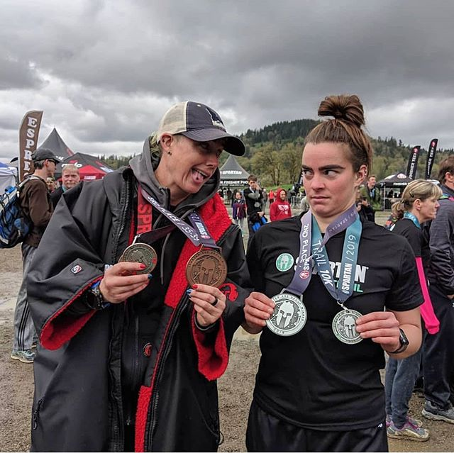 Huge props to @the_core_2018 team for their accomplishments in Seattle over the weekend. Multiple events over 2 days, and multiple medals to show for it! Way to show up in the rain and cold and crush it. Time to recover, and prep for the next one. Congrats team! _____________________________________________ #oregon #oregonexplored #running #run #obstaclecourse #spartanrace #spartan #ocr #pnwonderland #PNW #northwest #bestofnorthwest #bestoforegon #wanderwashington #chiropractic #sportsmedicine #fitfam #fitlife #exercise #fitness #health #wellness #Portland #PDX #sports #rei1440project #neverstopexploring #optoutside #pnwlife #Seattle