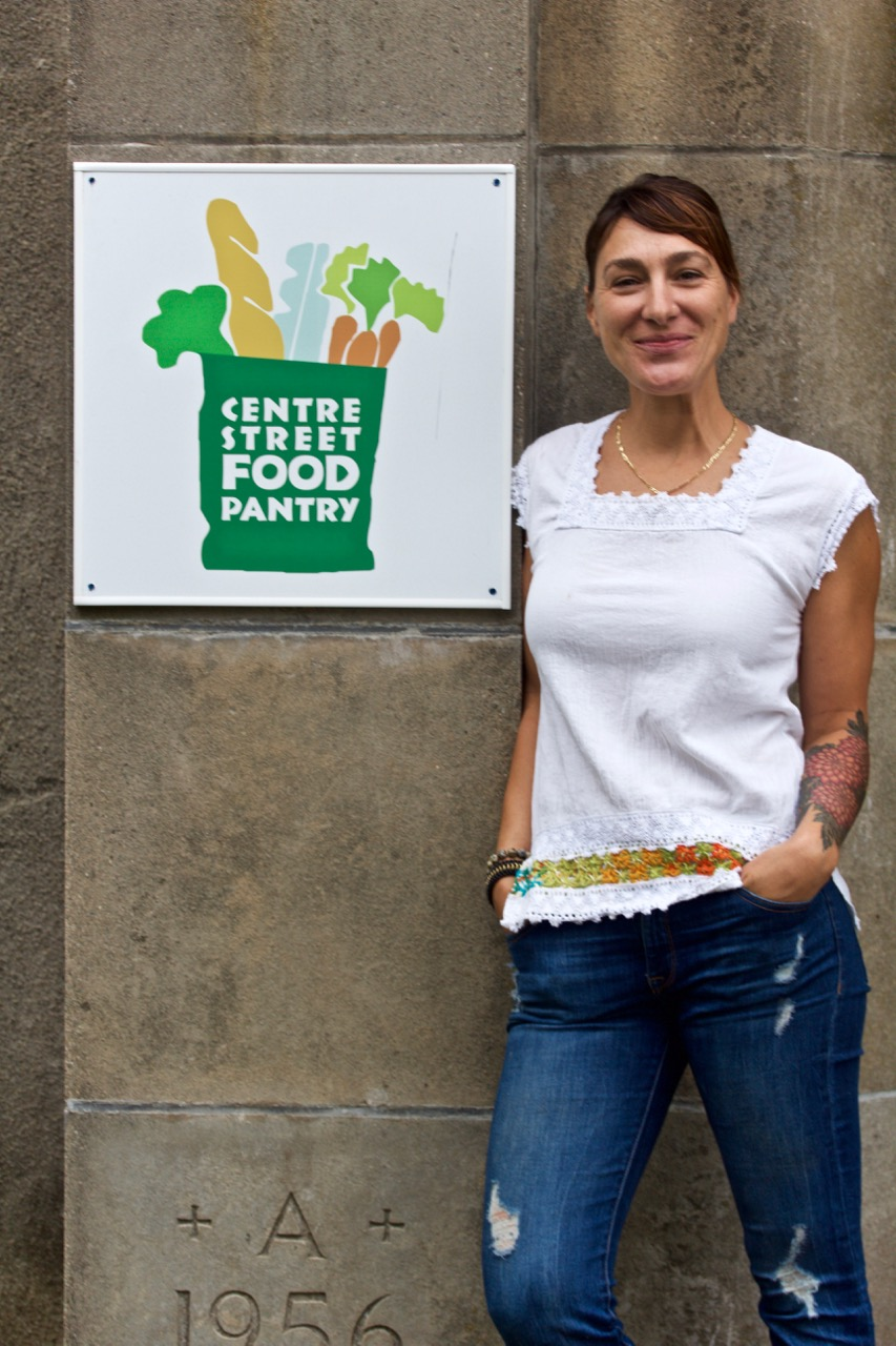 CENTRE STREET FOOD PANTRY MANAGER