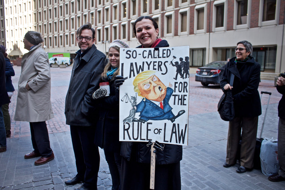 """SO-CALLED LAWYERS"" FOR THE RULE OF LAW - LEGAL RALLY"