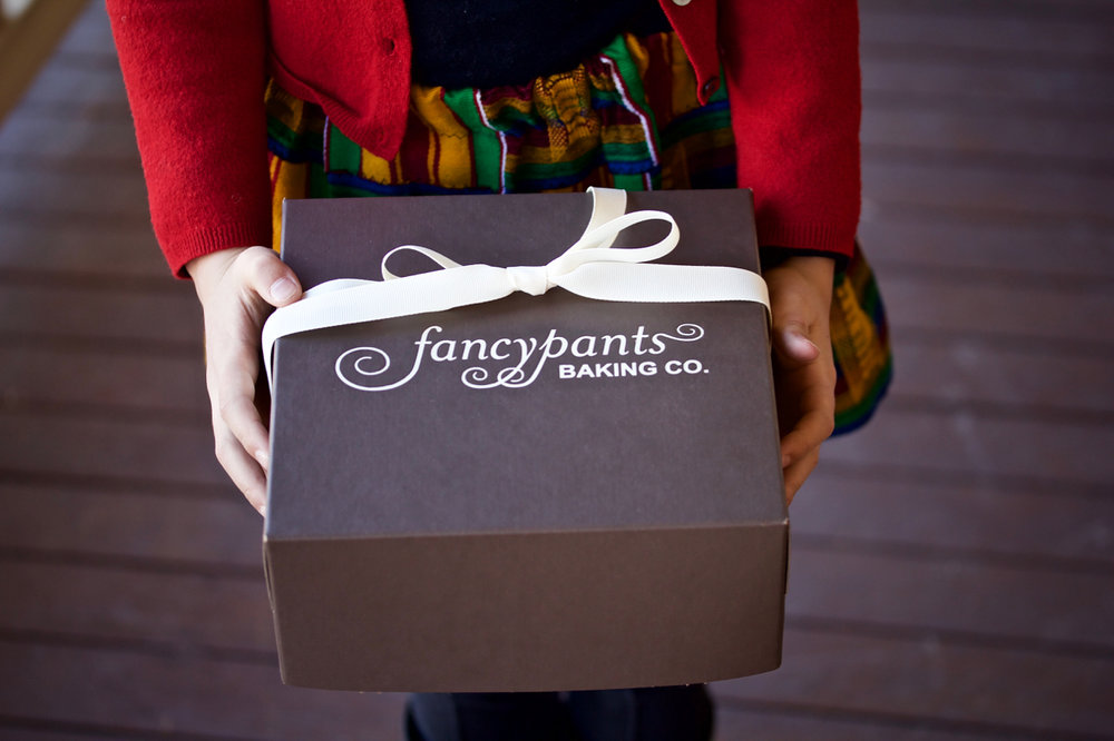 FANCY PANTS B AKING CO.
