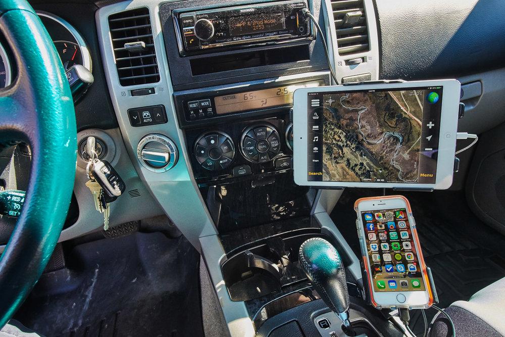 ProClip iPad Mini 2 and iPhone 6 Mount