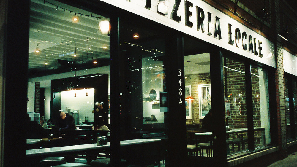 Pizzeria Locale in the Highlands