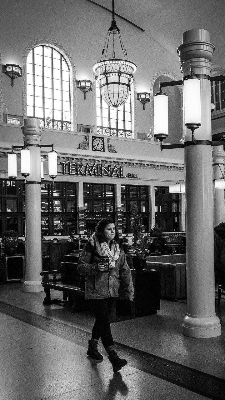 The Terminal Bar