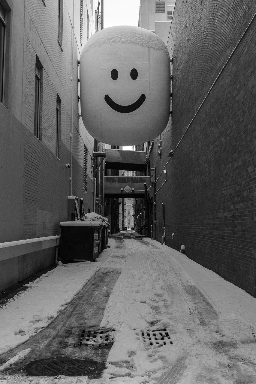 Smiling Alley