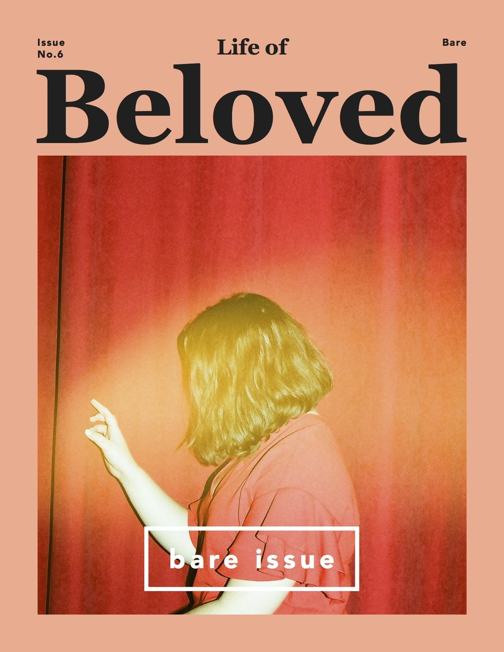 Content Creation   Article published in Beloved Magazine