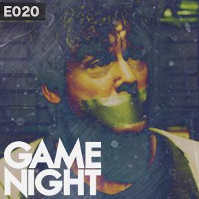 """EP. 20 - """"GAME NIGHT"""" [Guest: Keysi Estrada]  // Talking modern comedy films with Keysi Estrada."""