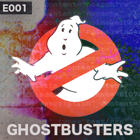 """EP. 1 - """"GHOSTBUSTERS"""" [Guest: Tom West]  // The Cinematologist discusses Ghostbusters with novelist Tom West."""