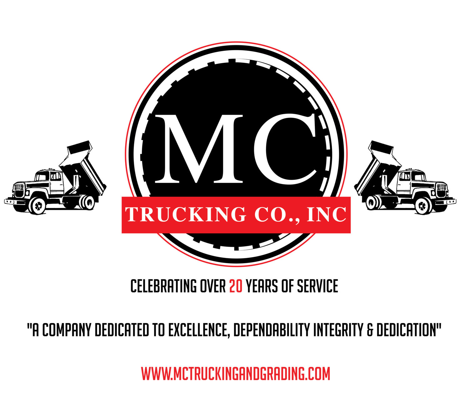 M.C. TRUCKING & GRADING CO., INC.