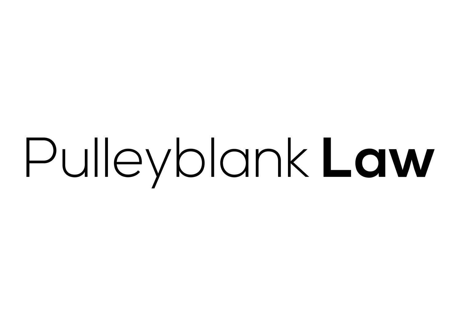 Pulleyblank Law