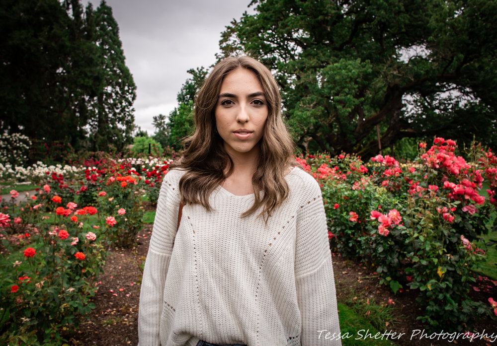 Senior Photos & Portraits - Rates starting at $200