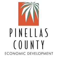 Pinellas County Economic Development logo