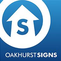 Oakhurst Signs logo
