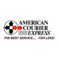 American Courier Express logo