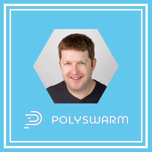 """""""If you're locked out of your machine, there's no clear-cut answer as to who you're going to call. If we develop this expertise with Polyswarm, people will have a much better ideal as to which numbers to dial."""" - Steve Bassi"""