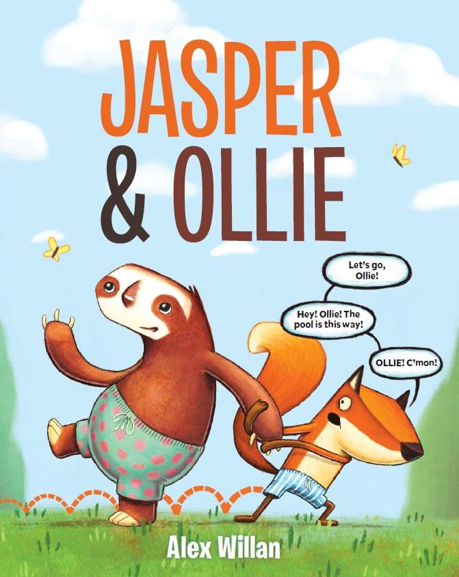 Jasper and Ollie