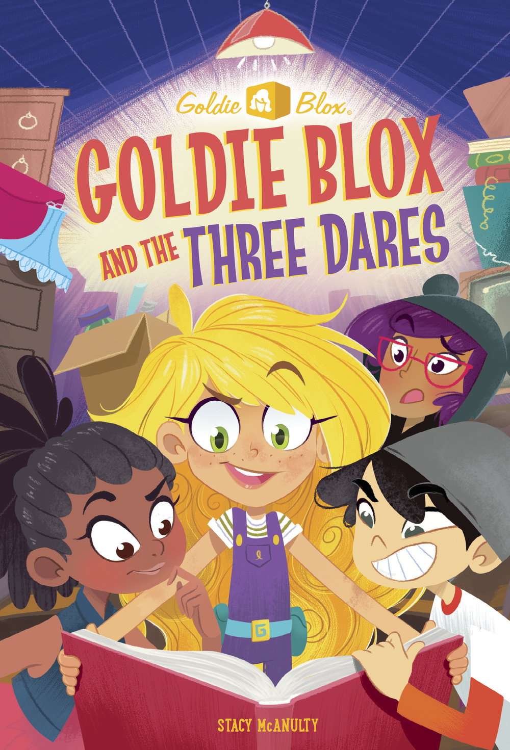 McAnulty, Stacy GOLDIE BLOX #2 AND THE THREE DARES 2017_05 - CB - RLM LK.jpg