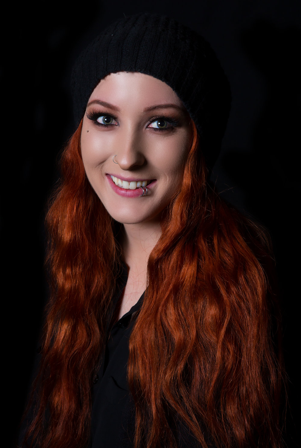 Brittney - I was told  I could be anything I wanted...I wanted to make people feel beautiful so I became a hairstylist
